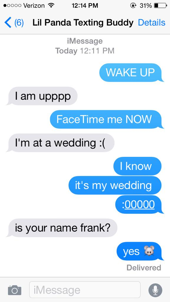 danny on Twitter: texting buddy goals http://t.co/lBDIuCDqzh
