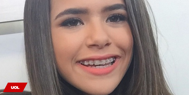 Maísa Silva alfineta: 'Gata, eu pedi pizza, não a sua opinião' http://t.co/ZO7q0UXBKl