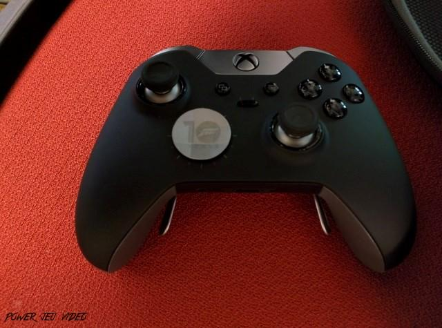 nouvelle manette la xbox one elite wireless controller