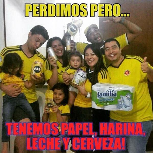 Resultado de imagen para COLOMBIANOS SE BURLAN POR LOS ALIMENTOS EN VENEZUELA
