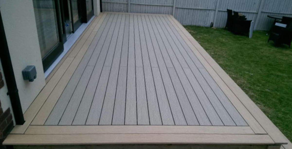 Picture Framing Deck Boards ~ Betterdeck ltd twitter
