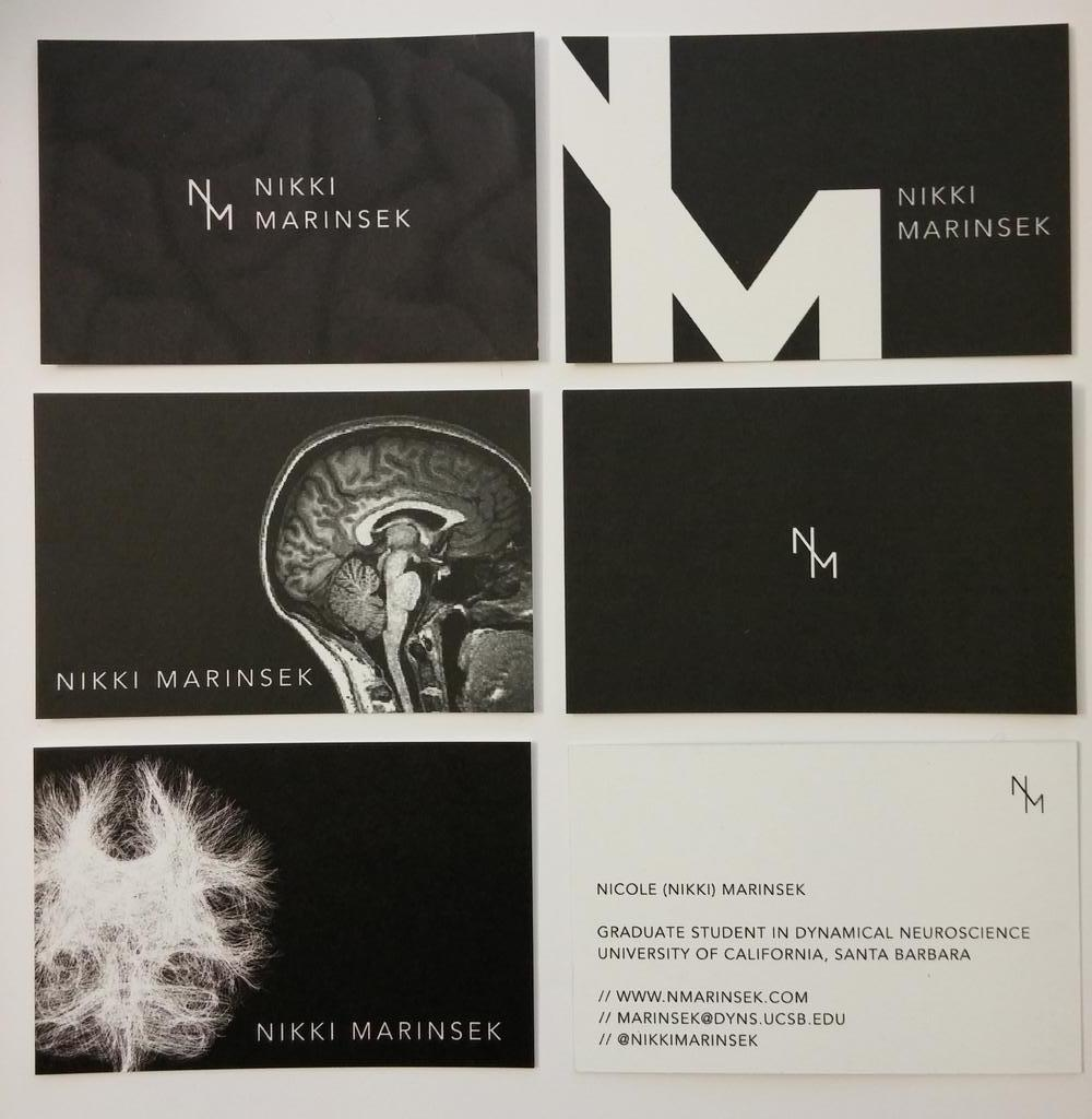 Nikki Marinsek On Twitter My Moo Business Cards Came In Today