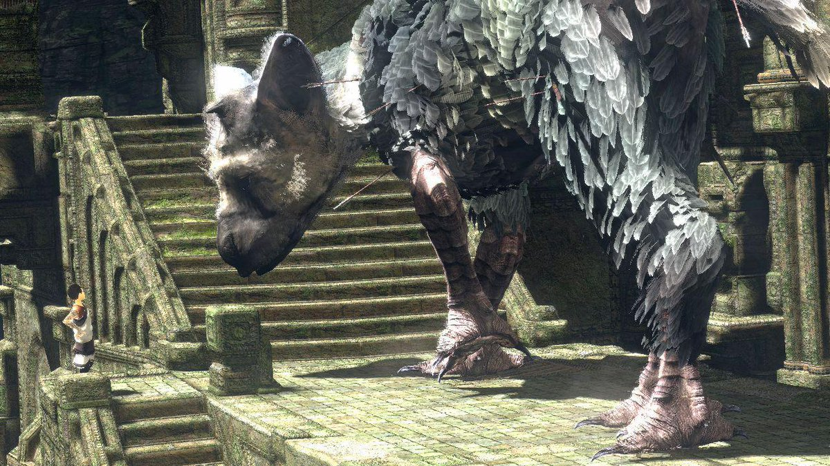 The Last Guardian confirmed for PS4 :') #E32015 http://t.co/m0uOgOmKYp