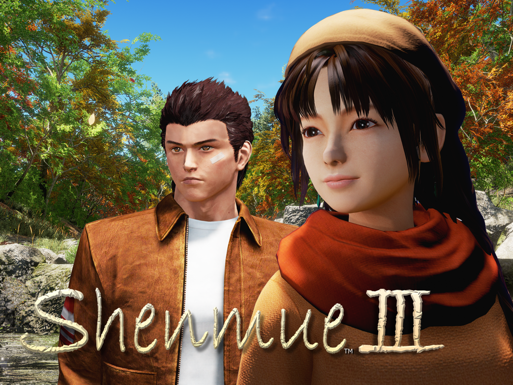 14 years later...Ryo returns! https://t.co/lhsX1YJrGe @yu_suzuki_jp #E3 #Shenmue3 http://t.co/fp0NUHY75z