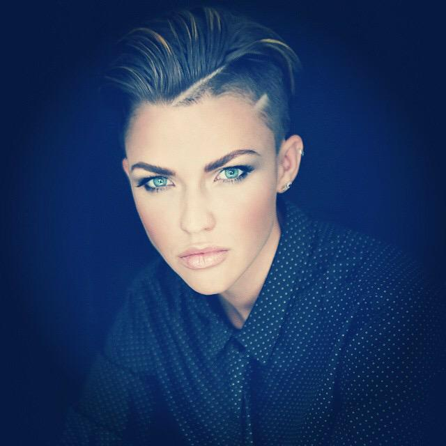 @RubyRose is making every straight woman in America that's a fan of #OINTB question themselves. #RubyRose http://t.co/ODpr5SMkbG