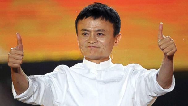 Record Alibaba a Wall Street nel suo primo giorno in Borsa