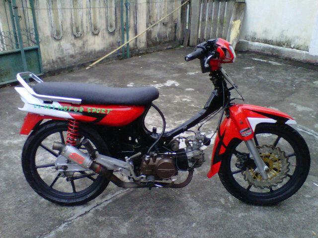 Motor Astrea Grand Modifikasi Modifikasi Motor Kawasaki Honda Yamaha