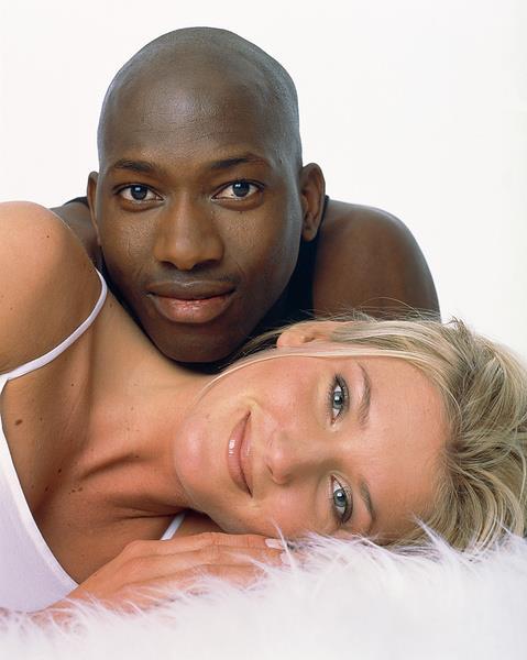 Playmates interracial dating