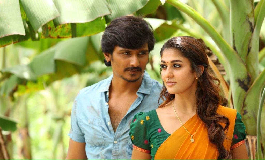 Jeeva - Nayantara starrer 'Thirunaal'