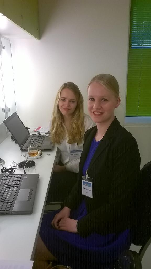 Webcare team at work at #NSR15assen! http://t.co/KMGXrl7kQx