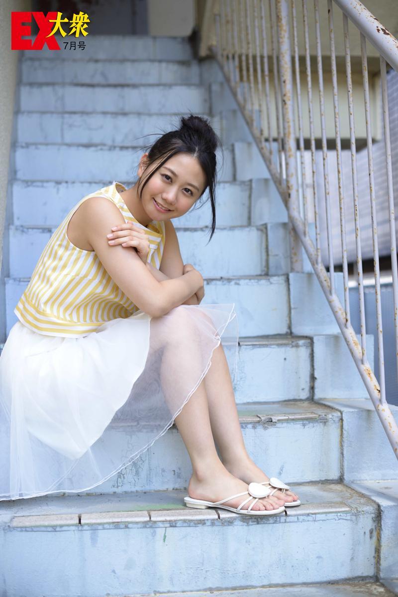 洋服が素敵な古畑奈和さん