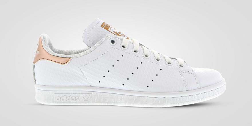 adidas stan smith gloss white copper https www. Black Bedroom Furniture Sets. Home Design Ideas