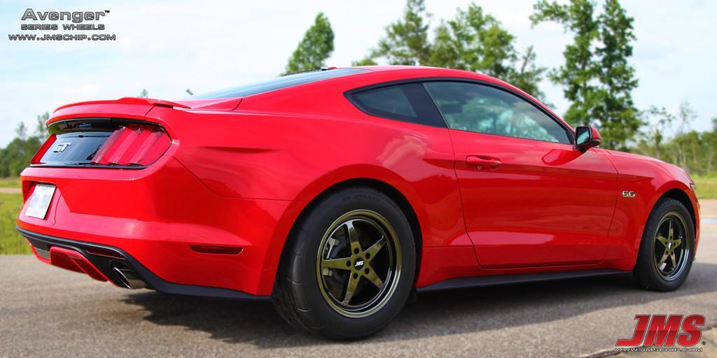 Jms Chip On Twitter 2015 Mustang Gt With A Set Of Jms Avenger