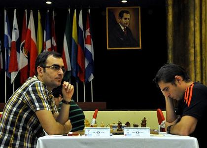 Top Cuban Chess Players Draw in Capablanca Tournament