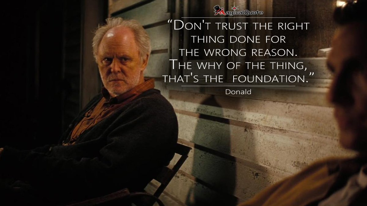 "MagicalQuote On Twitter: ""Donald: Don't Trust The Right"