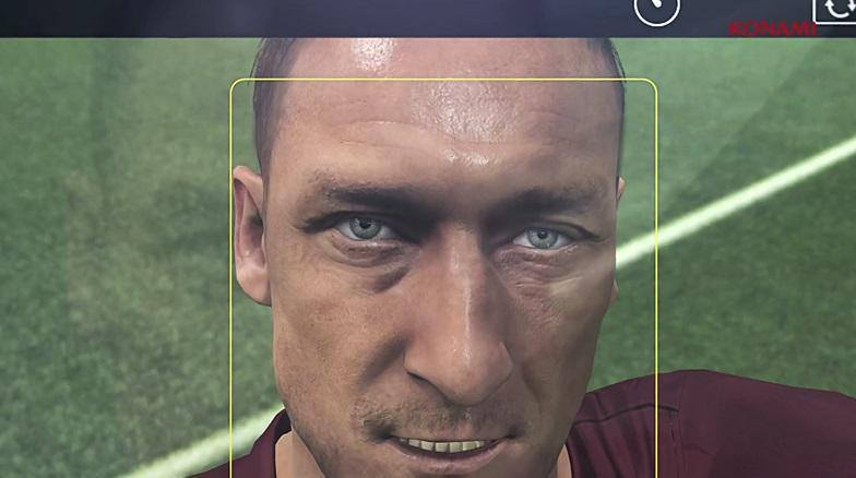 Francesco Totti - Selfie - PES2016