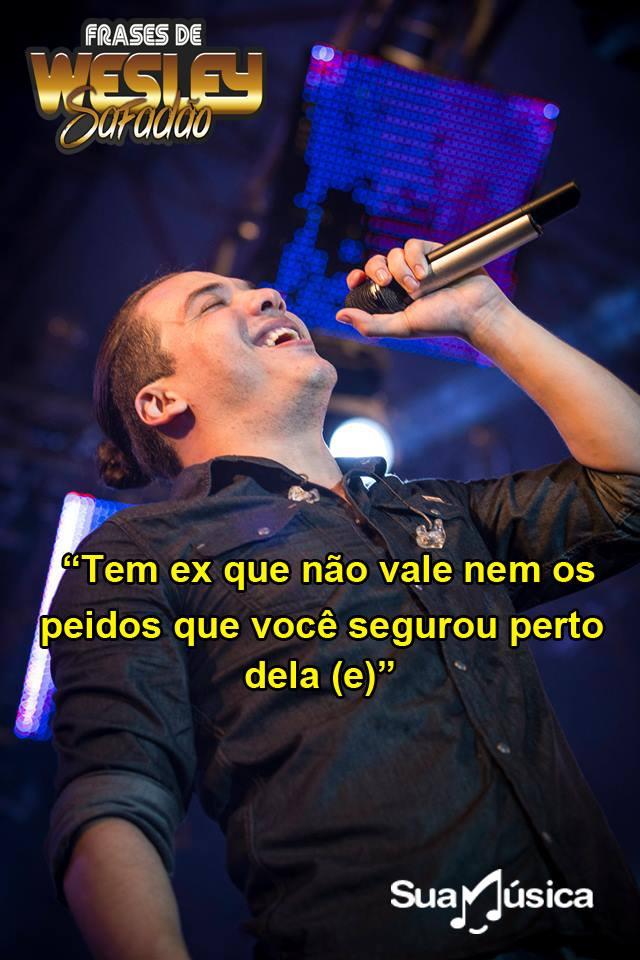 Tribuna Do Ceará On Twitter Página Com Frases De Wesley Safadão