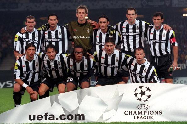 "90s Football on Twitter: ""Juventus, 1999/2000. What a team! http ..."