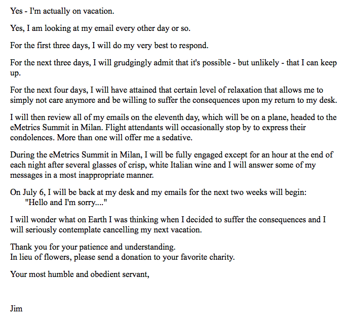 reply to condolences email
