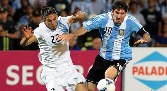 Argentina-Uruguay Rojadirecta: info streaming calcio dopo Paraguay-Giamaica Coppa America 2015