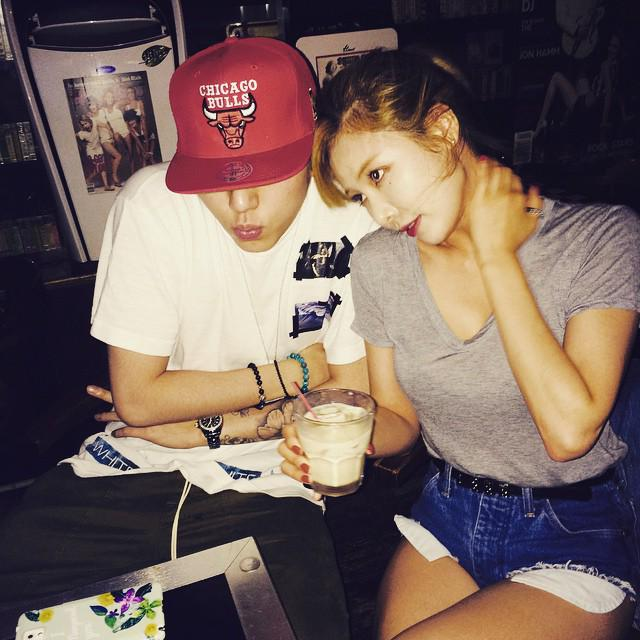 Hyuna and junhyung dating website 1