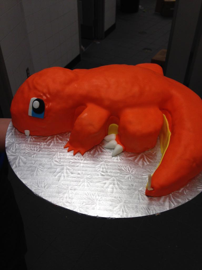 Fine Collin Vinish On Twitter Best Birthday Cake Ever Pokemon Funny Birthday Cards Online Alyptdamsfinfo
