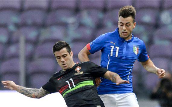 Italia-Portogallo 0-1 Video: prima sconfitta per Conte