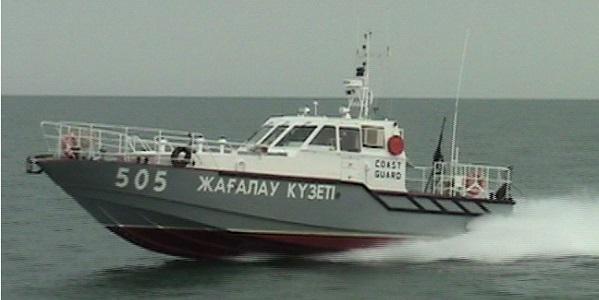 カザフスタン海上国境警備隊(沿岸警備隊)について