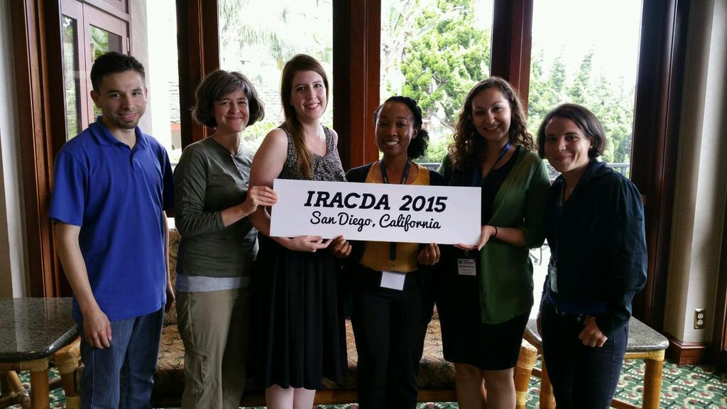 Stony Brook NY-CAPS Scholars! @SD_IRACDA @CIEStonyBrook #IRACDA2015 http://t.co/sIf9qJ2J4w