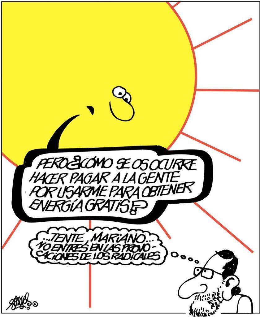 ¿Pagar canon por el Sol? Vamos... ¡¡¡...de chiste!!!.- #forges http://t.co/oPgJ9ONcRZ