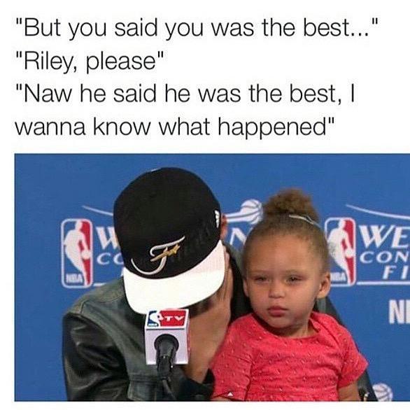 #NBAFinals #sorrynotsorry trophy belongs to #GoldenStateWarriors #NOCHILL #DubNation #RileyCurry http://t.co/W0KyOyzWCz