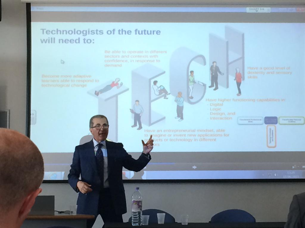 What The Technologist Of Future Will Look Like Profsmedhat Nathupuriinstitute Lsbu Live Innovation RTpictwitter Q3MD4zPJWe