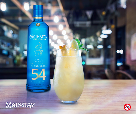 No frills needed. Just add your favourite mix + ice. #Mainstay http://t.co/r8bZDwUFOf