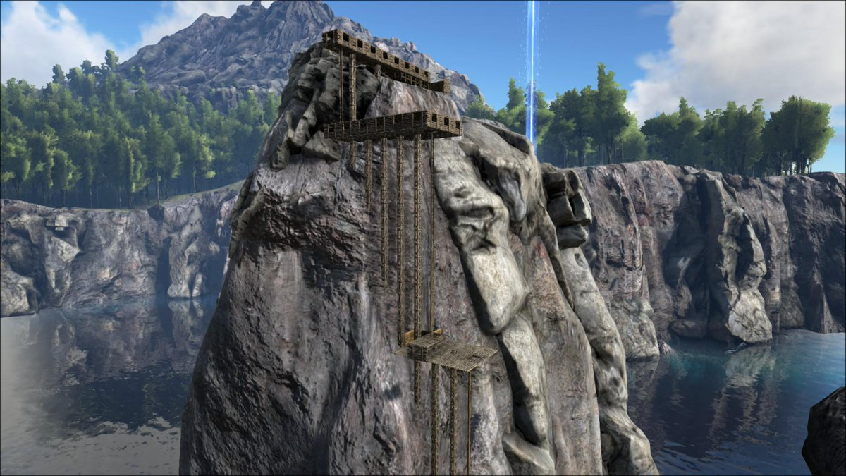 Can T Build Cage In My Base Ark