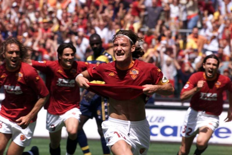 17 giugno 2001 Roma Campione