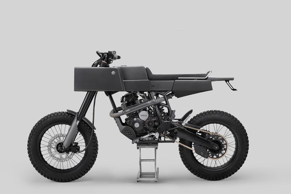 Yamaha Scorpio by Thrive Motorcycles - http://t.co/URu4Du5bIh http://t.co/hhmMMkoGO6