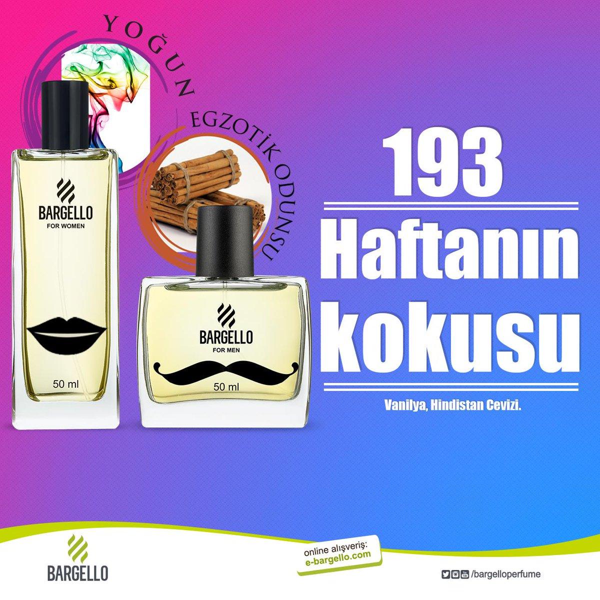 Bargello Perfume On Twitter Bu Hafta Parfüm önerimiz 193 Unisex
