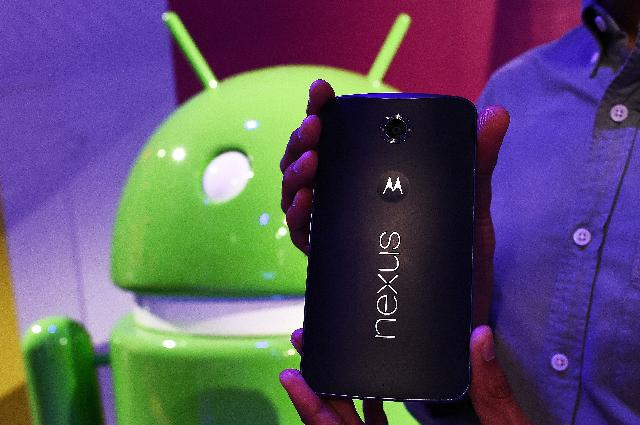 Google says in 2014 spyware installs fell 90% on Android devices: