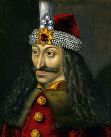 The infamous #Dracula, aka #VladtheImpaler, died on this day, 1462.  http://t.co/a6Wo21d18g http://t.co/oKPdwkNqRw