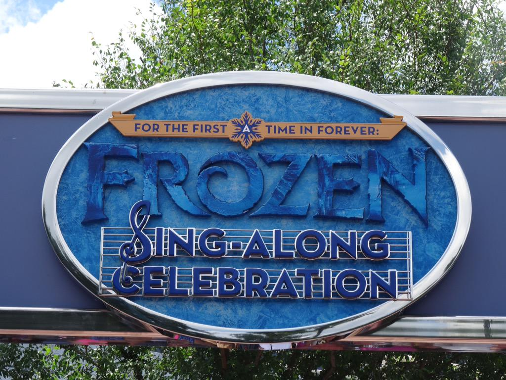 Image result for A Frozen Sing-Along Celebration