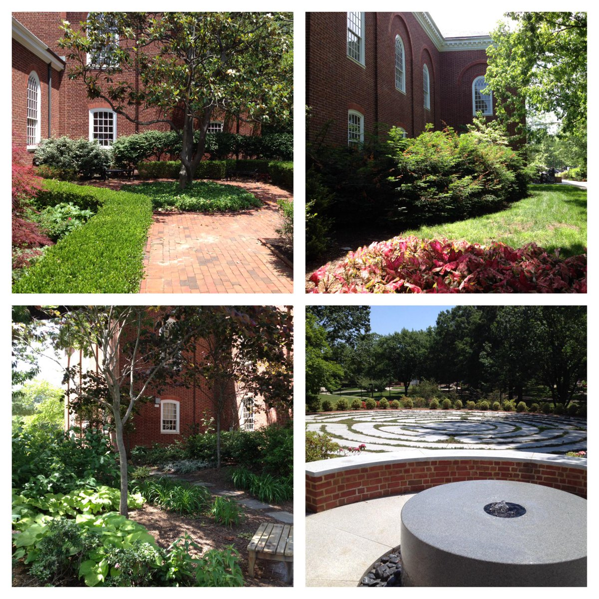 chapelumd on twitter the garden chapel is one of the most attractive spots at memorial chapelstop by one day and take in the scenery - Garden Chapel
