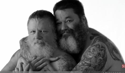 Gay gloryhole video