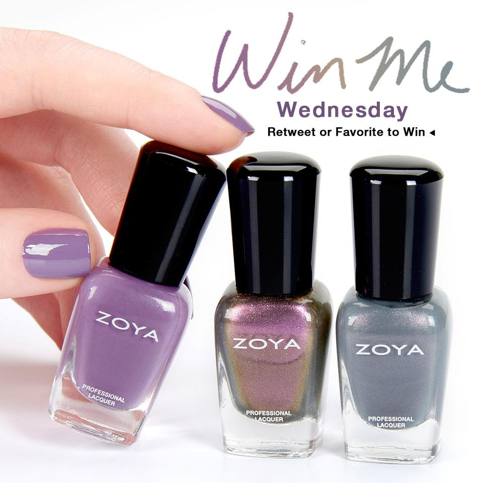 ZOYA Nail Polish on Twitter: \