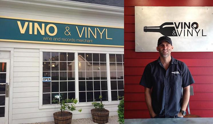 Missouri City's @vinovinylshop: two great tastes that taste great together:  http://t.co/Tzud7kxU7e http://t.co/KDYKAgQoL2