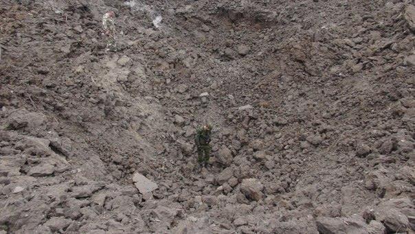 Боевики продолжают применять запрещенное вооружение. Сегодня зафиксирован 31 обстрел и 2 боестолкновения, - пресс-центр АТО - Цензор.НЕТ 7559