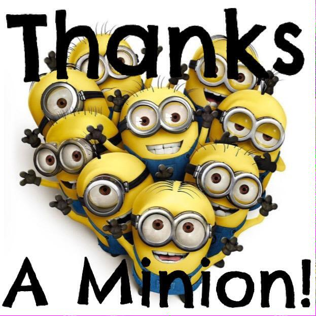 Relay For Life Calgary On Twitter Thanks A Minion To All Our