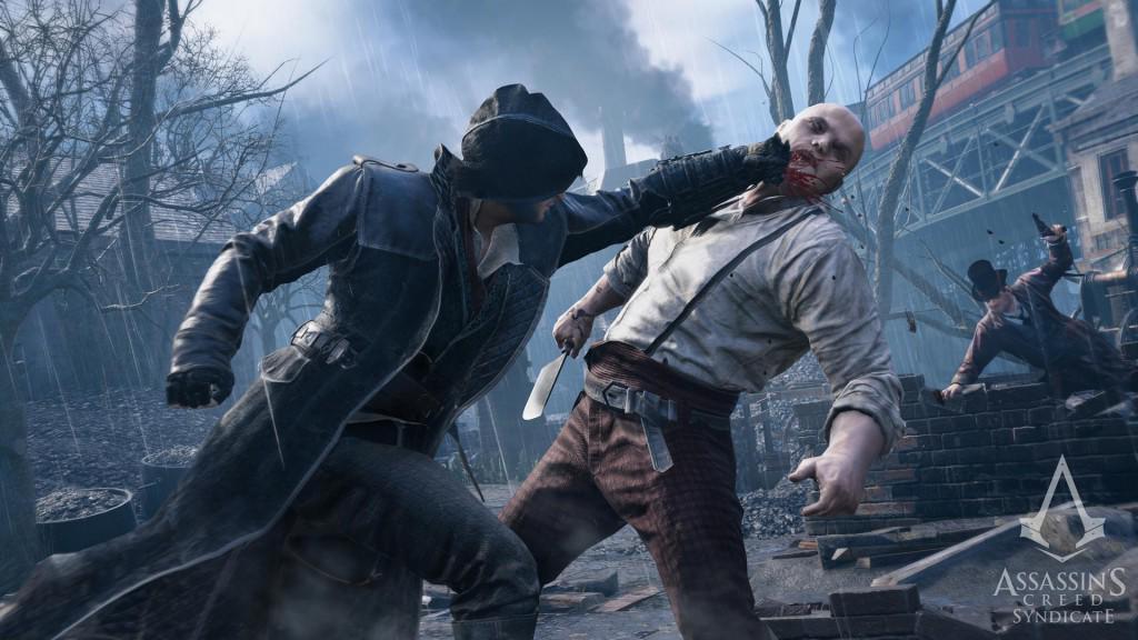 Assassin's Creed: Syndicate - Offiziell enthüllt, CGI-Trailer von Ubisoft präsentiert