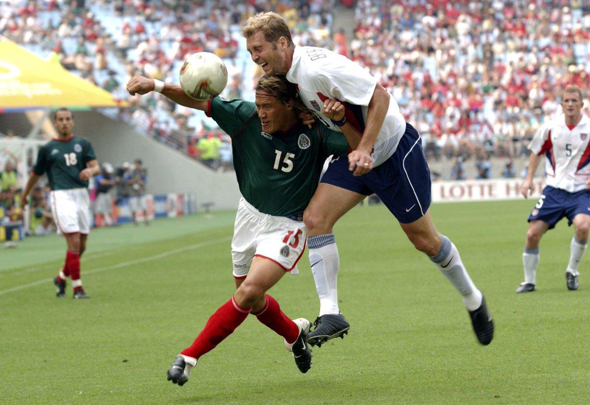 Mexico World Cup Kits, 2002