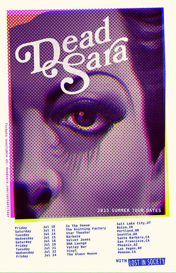 Dead Sara Tour Dates