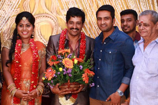 Http Www Tamilstar Photo Galleries Tamil Movies Actor Viddarth Athri Devi Wedding Reception